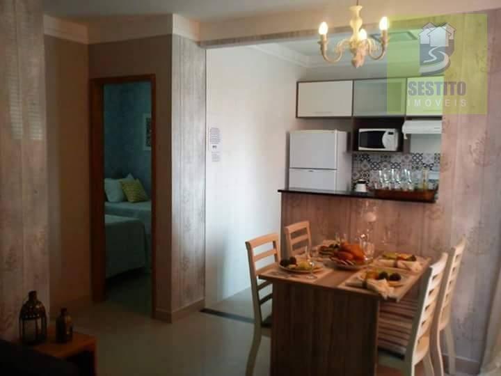 Apartamento residencial à venda, Vila Motta, Catanduva.