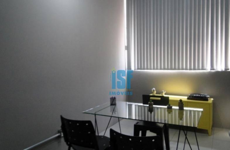 Sala comercial para locação, Umuarama, Osasco - SA0164.