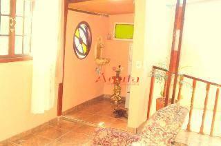 Casa residencial à venda, Utinga, Santo André - CA0284.