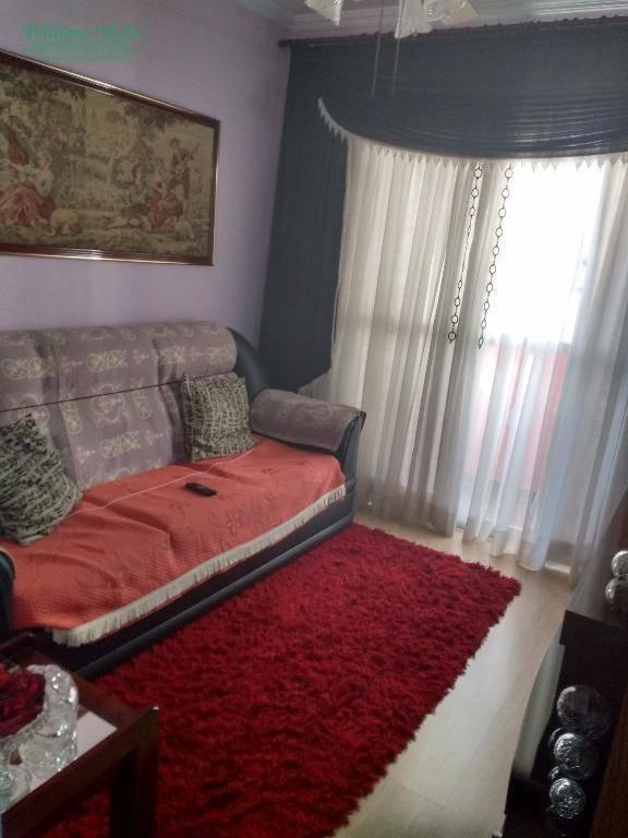 Apartamento residencial à venda, Macedo, Guarulhos - AP1756.