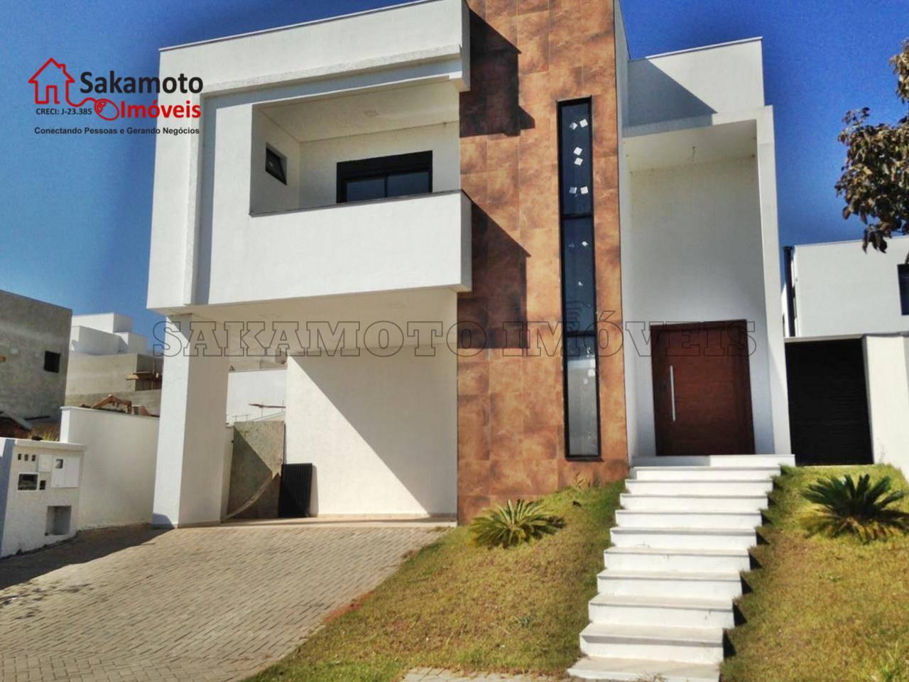 Sobrado residencial para venda e locação, Alphaville Nova Esplanada I, Votorantim.