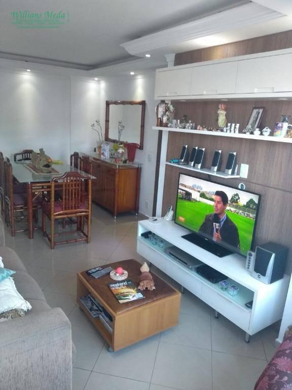 Apartamento em Guarulhos, 3 dormitórios, Macedo.