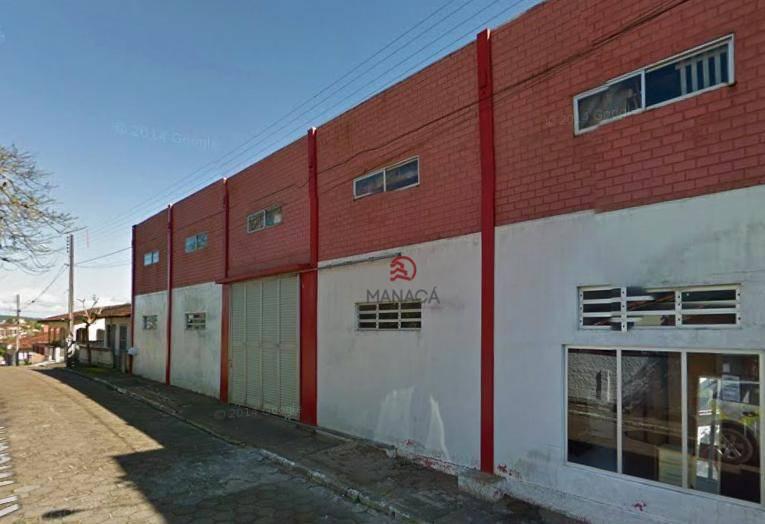 Galpão industrial para venda e locação, Centro, Barra Velha.