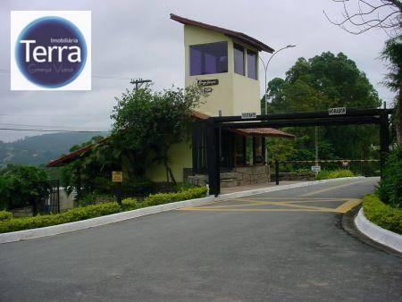 Terreno residencial à venda, Granja Caiapiá, Granja Viana.
