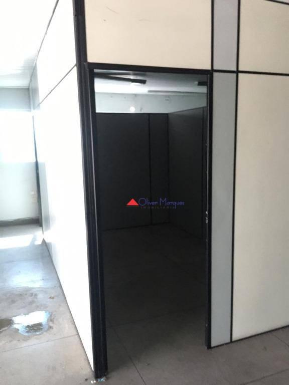 Sala para alugar, 230 m² por R$ 3.500,00/mês - Centro - Carapicuíba/SP