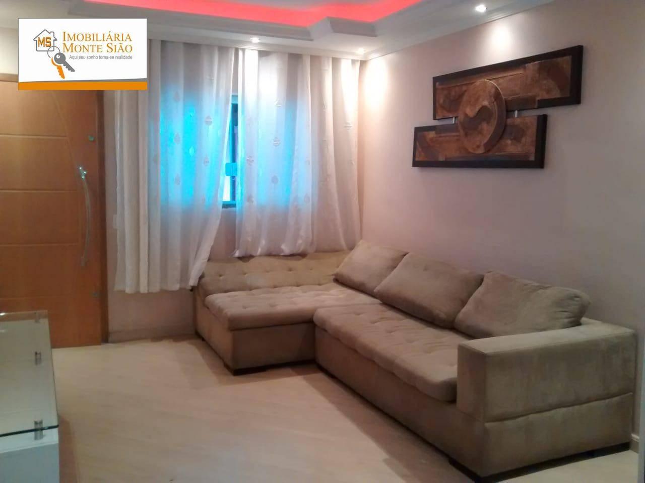 Sobrado com 2 dormitórios à venda, 70 m² por R$ 390.000,00 - Parque Continental - Guarulhos/SP