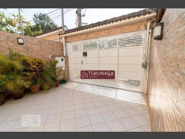 Sobrado com 3 dormitórios para alugar, 118 m² por R$ 2.900/mês - Vila Endres - Guarulhos/SP