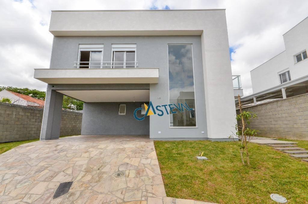 CA0042-CST, Casa de 4 quartos, 220 m² à venda no Santa Felicidade - Curitiba/PR
