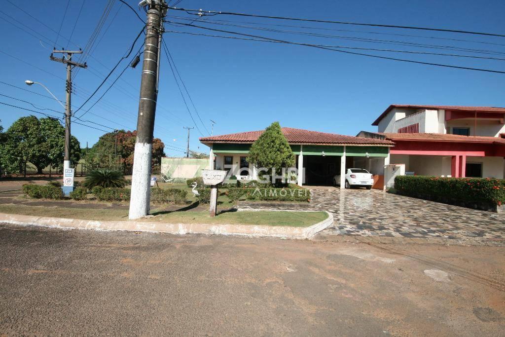 Casa residencial à venda, Vila Eletronorte, Porto Velho - CA1314.