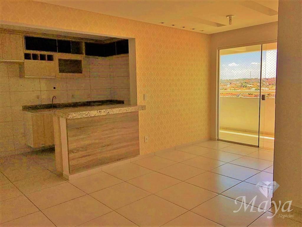 Apartamento 3 Quartos, 109 m² c/ armários no Jardim América - Edifício Terracota