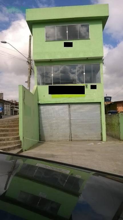 Prédio comercial para locação, Cidade Soberana, Guarulhos.