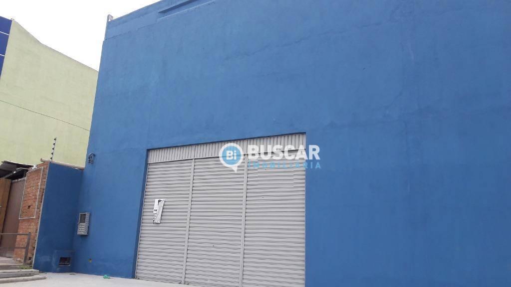 Galpão para alugar, 274 m² por R$ 5.000/mês - Mangabeira - Feira de Santana/BA