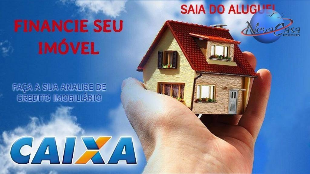 Casa 03 dormitórios à venda, Vila Mirim, Praia Grande - CA3519.