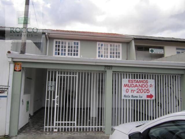 Sobrado residencial para locação, Afonso Pena, São José dos