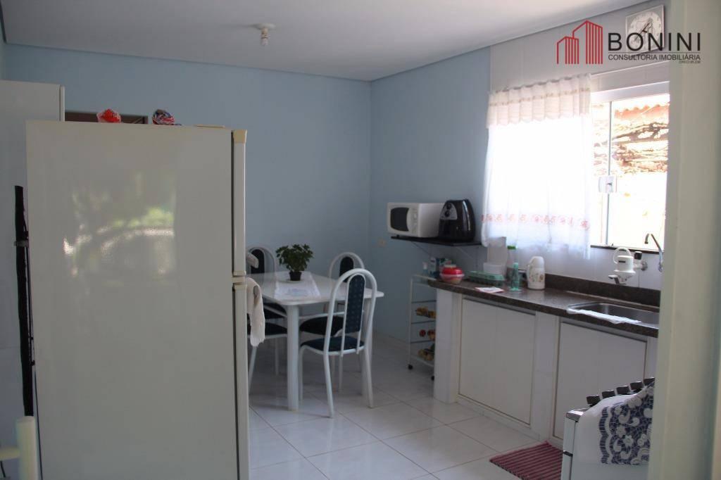 Casa 3 Dorm, Parque Novo Mundo, Americana (CA0234) - Foto 4