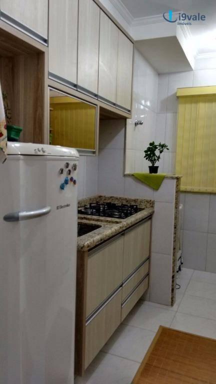 Apartamento de 2 dormitórios à venda em Jardim Maria Amélia, Jacareí - SP