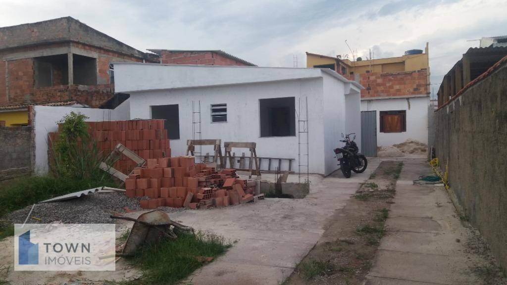 Casa com 2 dormitórios à venda, 55 m² por R$ 150.000 - Jardim Catarina - São Gonçalo/RJ