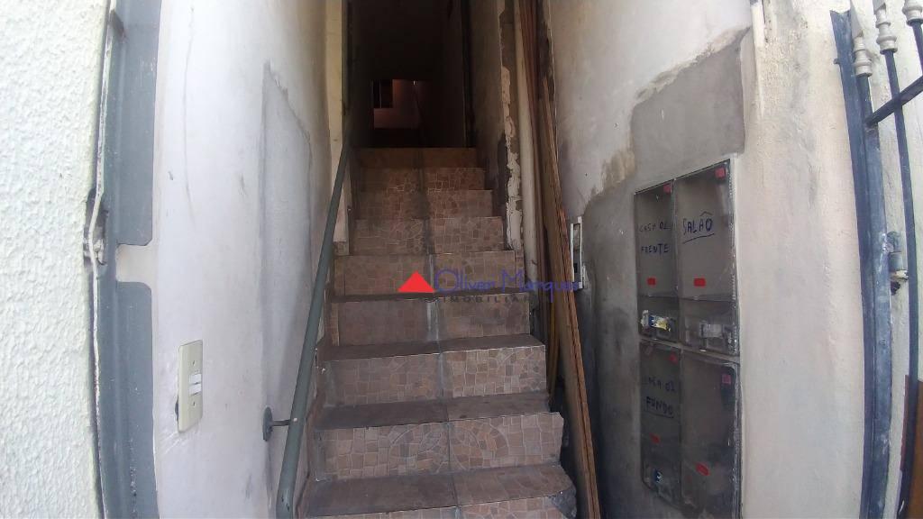 Casa para alugar, 70 m² por R$ 1.100,00/mês - Vila Yolanda - Osasco/SP