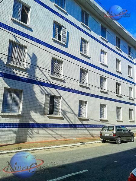 Kitnet residencial à venda, Cidade Ocian, Praia Grande.