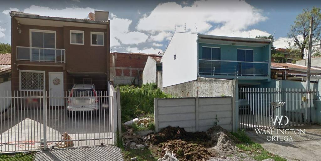 Terreno à venda, 186 m² por R$ 170.000 - Xaxim - Curitiba/PR