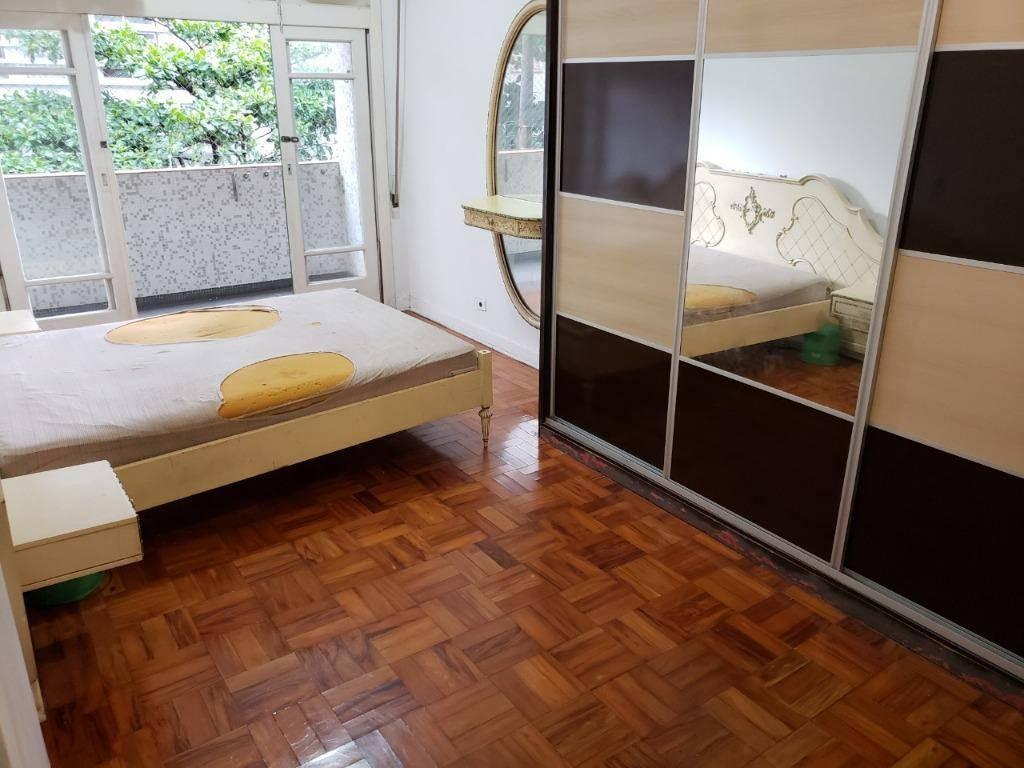 Apartamento à venda com 2 dormitórios, 90 m² com vista para o mar!!! Barra Funda - Guarujá/SP