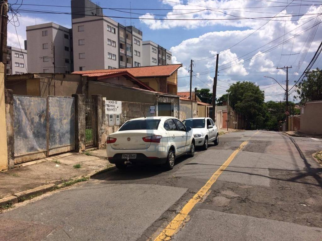 Casa com 2 dormitórios à venda, 80 m² por R$ 380.000 - Vila Carlito - Campinas/SP