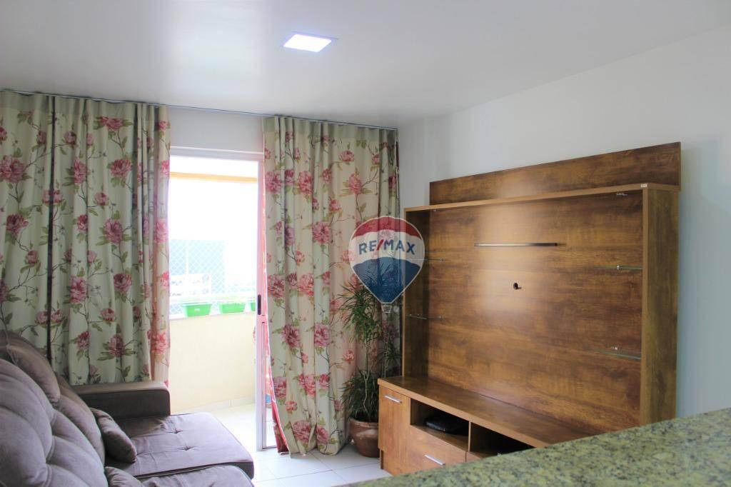 Apartamento com quarto para Alugar, 42 m²