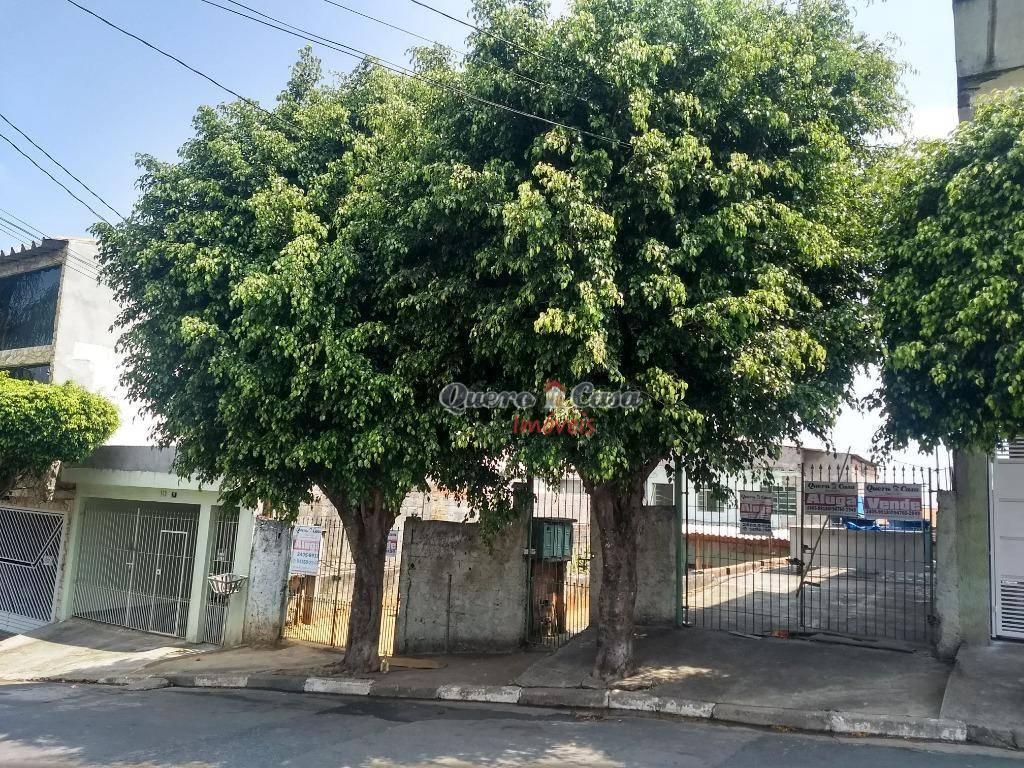 Casa residencial para locação, Jardim Angélica, Guarulhos.