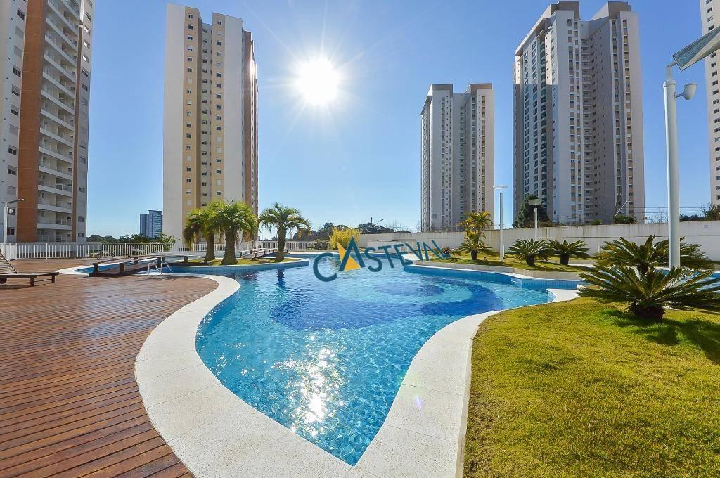 AP0056-CST, Apartamento de 2 quartos, 69 m² à venda no Ecoville - Curitiba/PR