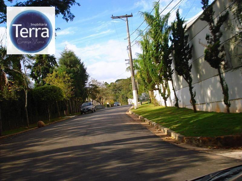 Terreno à venda, 1145 m² por R$ 280.000 - Chácara das Candeias - Granja Viana