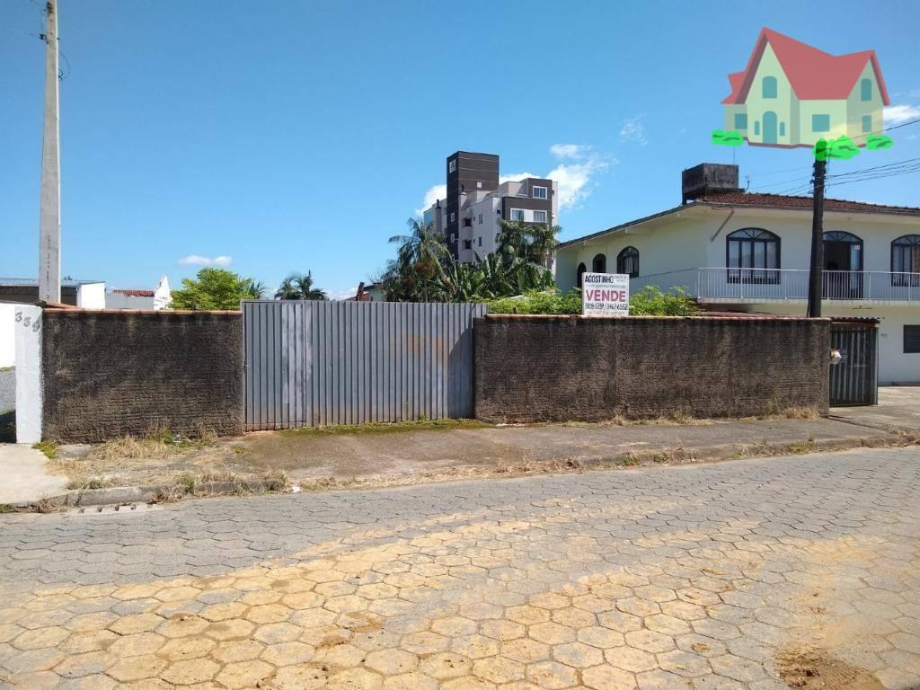 Terreno/Lote à venda, 875 m² por R$ 550.000,00