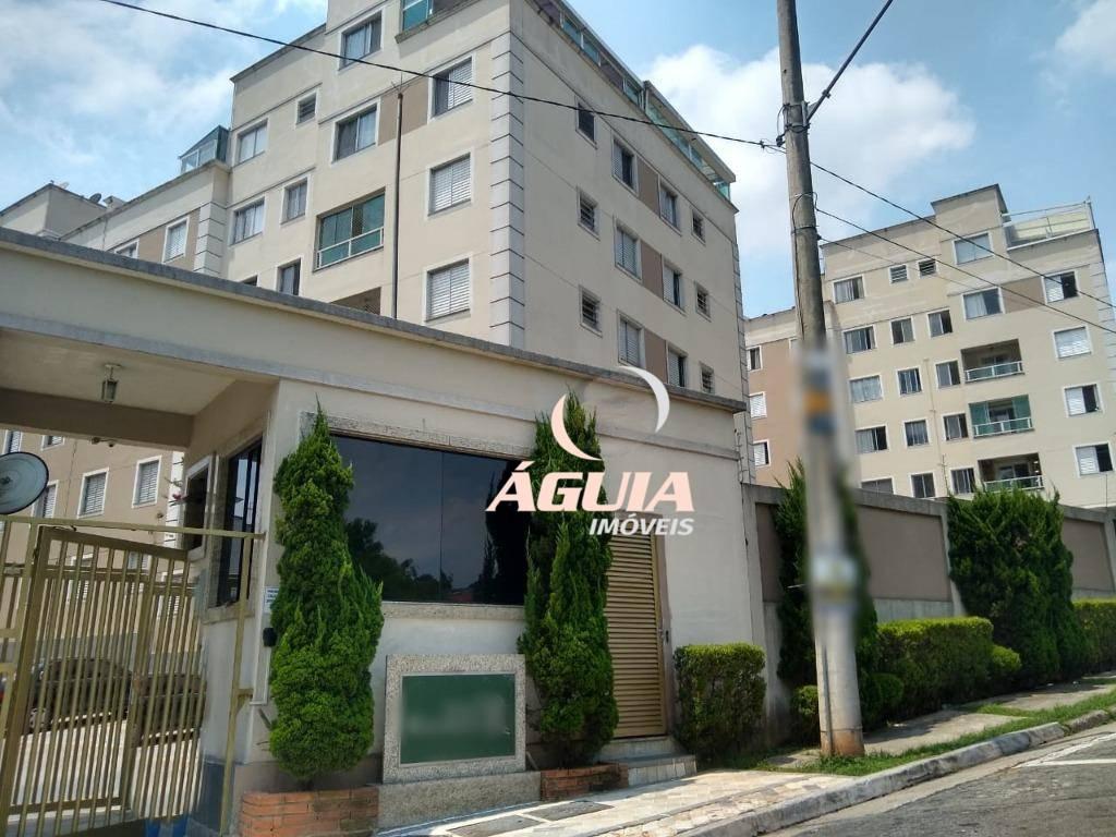 Apartamento à venda, 45 m² por R$ 219.999,00 - Parque São Vicente - Mauá/SP