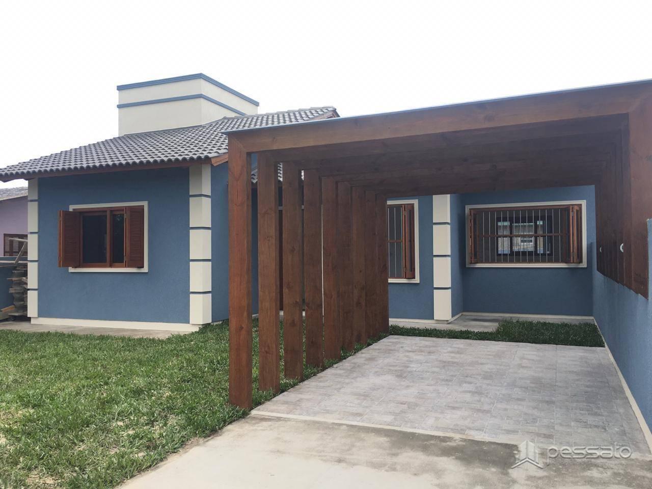 casa 3 dormitórios em Nova Tramandaí, no bairro Nova Tramandaí