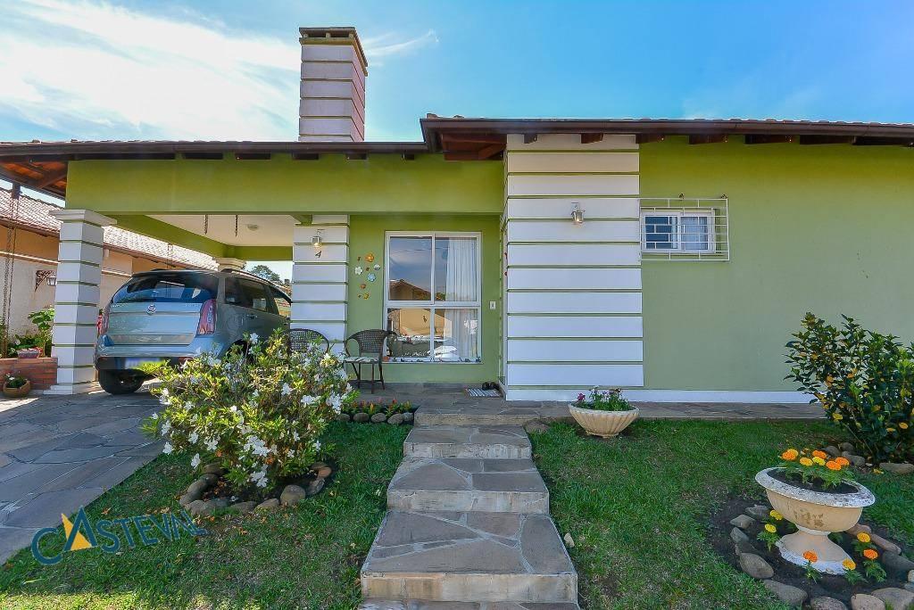 CA0152-CST, Casa de 3 quartos, 120 m² à venda no Santa Felicidade - Curitiba/PR