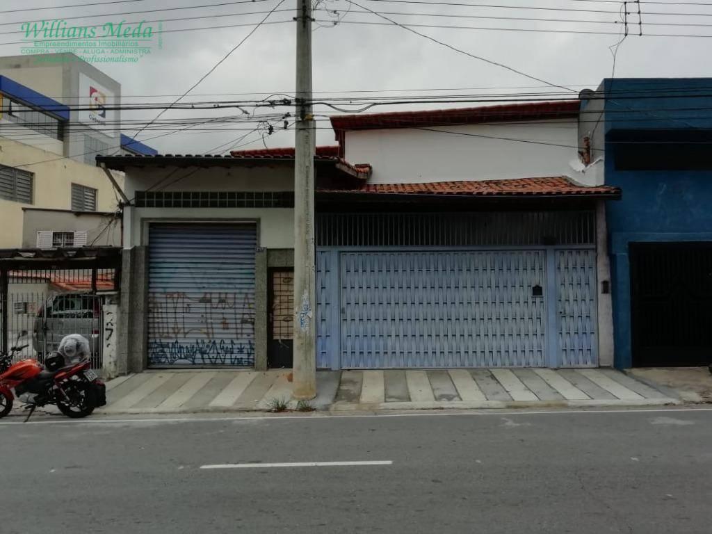 Casa com 2 dormitórios à venda em Guarulhos