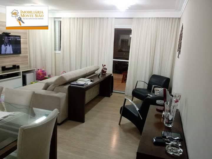Apartamento com 2 dormitórios, 81 m² - Jardim Zaira - Guarulhos/SP