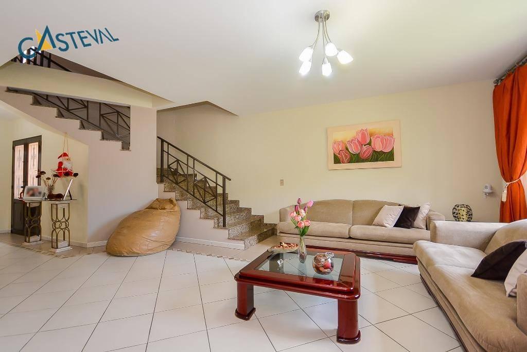 SO0035-CST, Sobrado de 5 quartos, 364 m² à venda no Bacacheri - Curitiba/PR