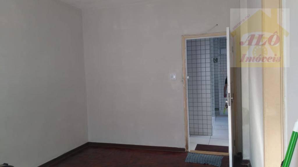 Kitnet com 1 dormitório à venda, 37 m² por R$ 125.000 - Vila Tupi - Praia Grande/SP