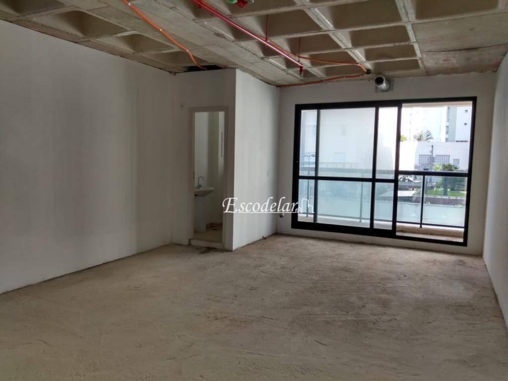 Sala à venda, 46 m² por R$ 170.000 - Santa Paula - São Caetano do Sul/SP