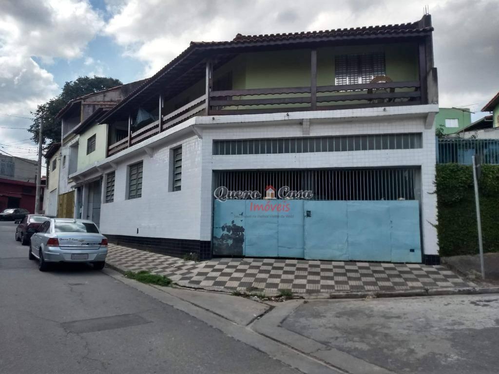 Salão comercial para locação, Jardim Célia, Guarulhos.