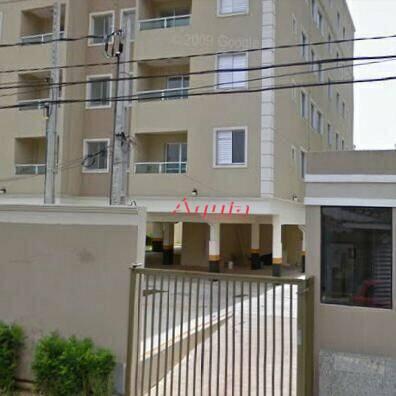 Apartamento com 2 dormitórios à venda, 57 m² por R$ 270.000 - Santa Teresinha - Santo André/SP