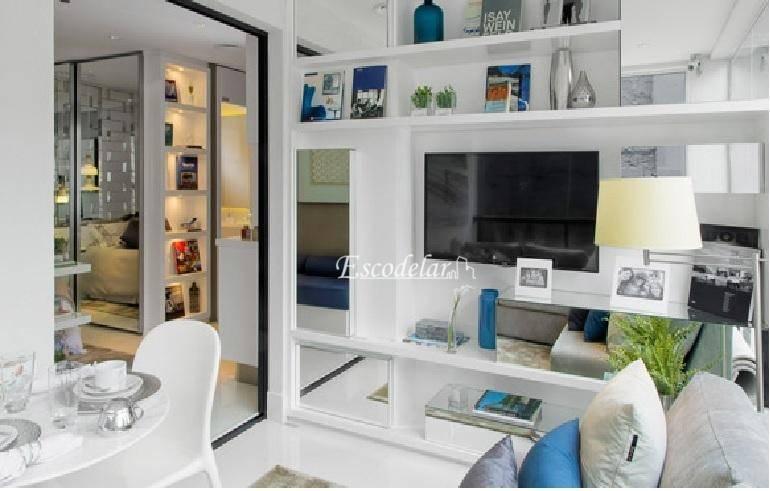 Studio de 1 dormitório em Jardins, São Paulo - SP