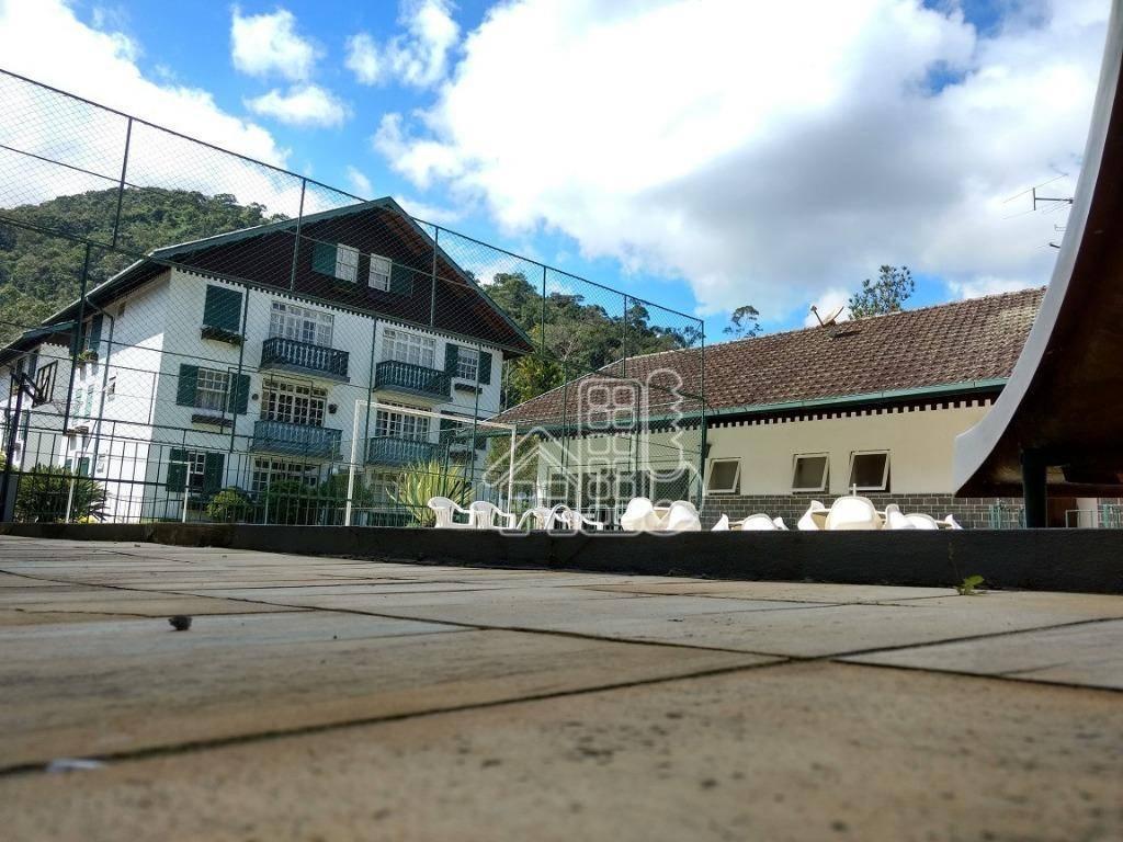 Apartamento com 2 dormitórios à venda, 122 m² por R$ 300.000 - Mury - Nova Friburgo/RJ
