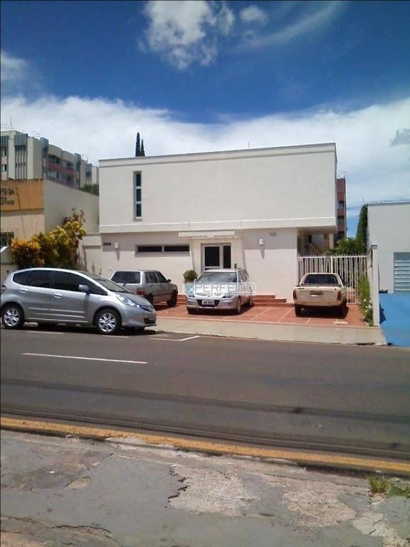 Casa comercial para locação, Centro, Londrina.
