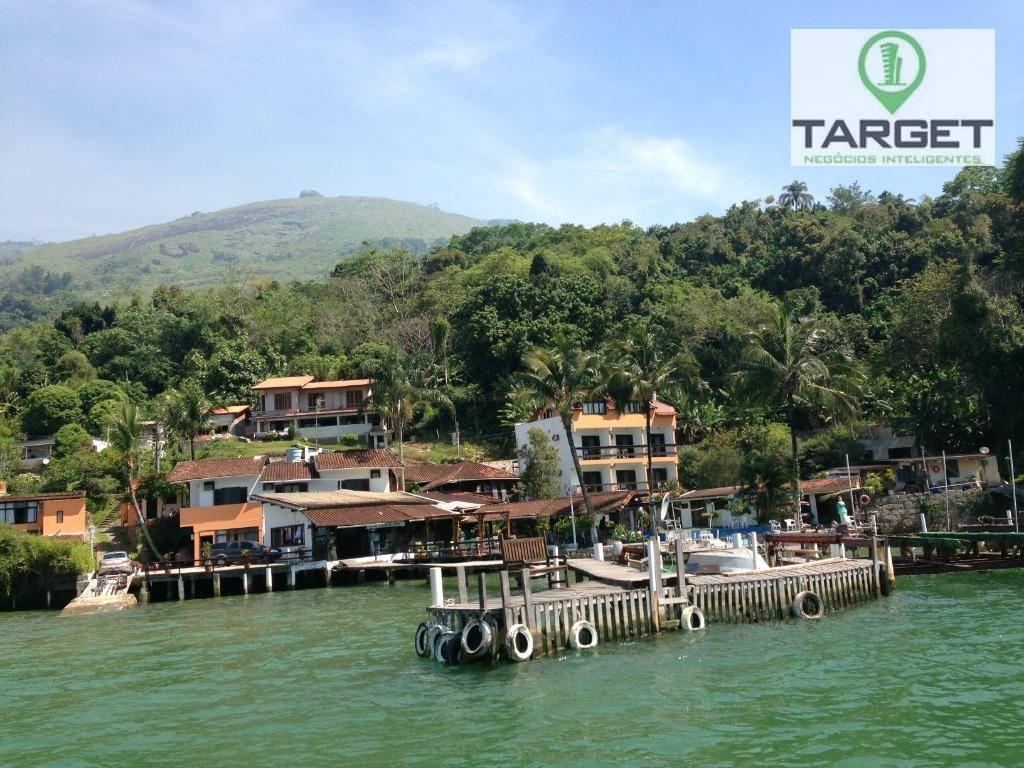 Pousada com 25 dormitórios à venda, 1300 m² por R$ 5.000.000 - Aeroporto (Cunhambebe) - Angra dos Reis/RJ