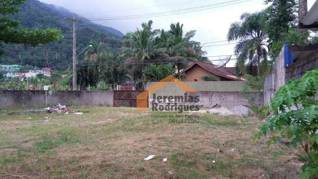 Terreno residencial à venda, Praia do Lázaro, Ubatuba - TE18