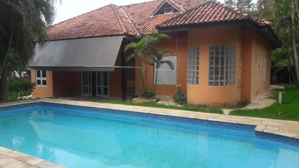 Casa residencial à venda e locação, Vila de São Fernando, Gr