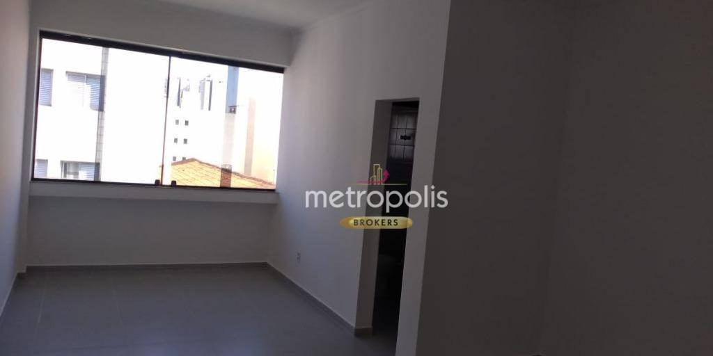 Sala para alugar, 30 m² por R$ 800,00/mês - Barcelona - São Caetano do Sul/SP