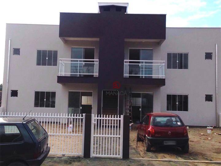 Apartamento dois quartos residencial à venda.