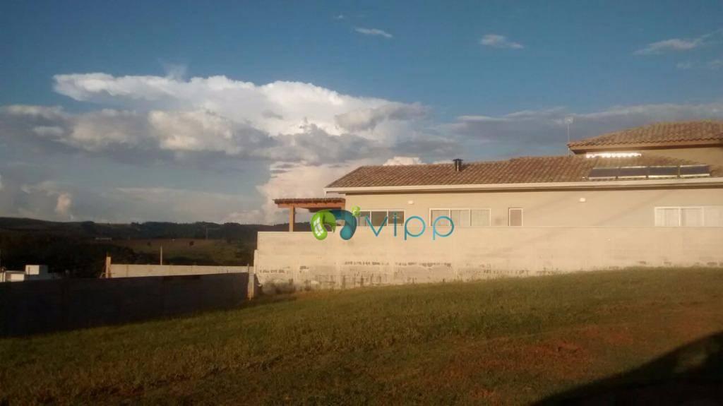 Terreno condomínio fechado, Sete Lagos, Itatiba, Linda Vista, Ótima topografia